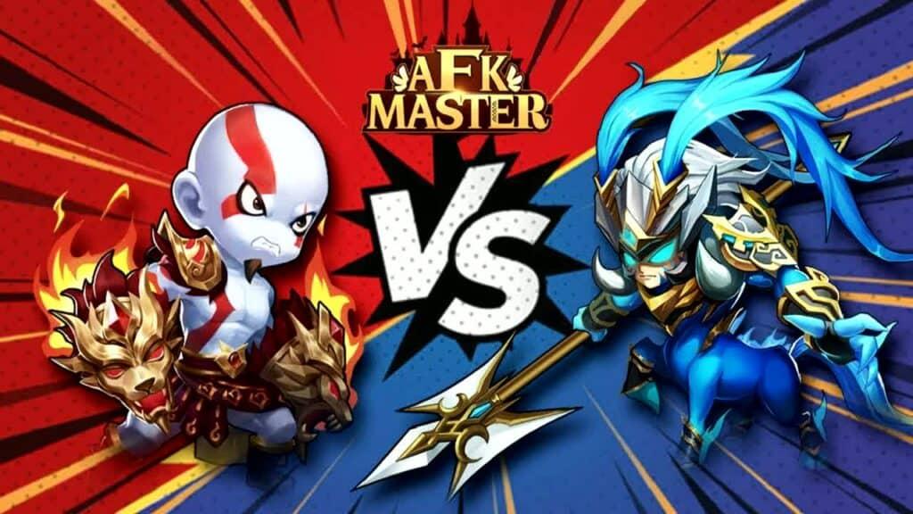Games like AFK Arena AFK Master