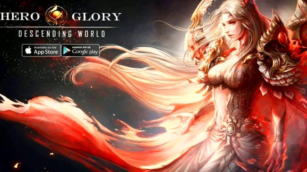 Games like AFK Arena Hero Glory