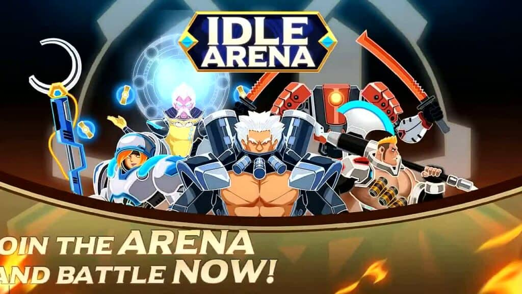 Games like AFK Arena Idle Arena