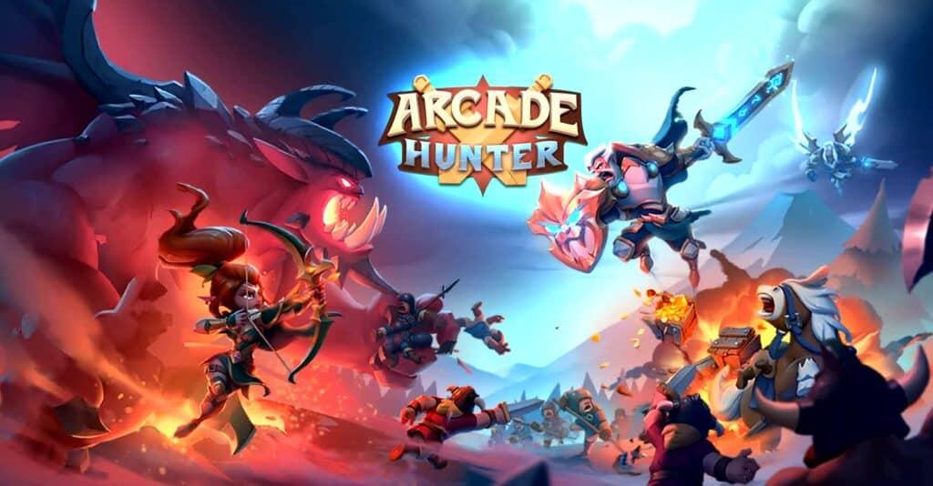 Games like Archero - Arcade Hunter