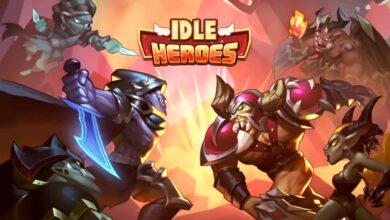 Games like Idle Heroes