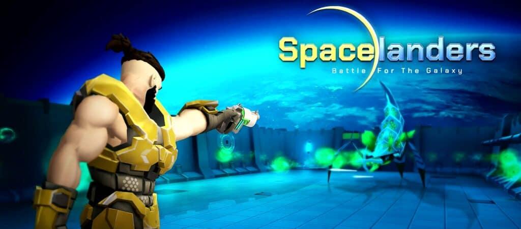 Games like Archero - Spacelanders