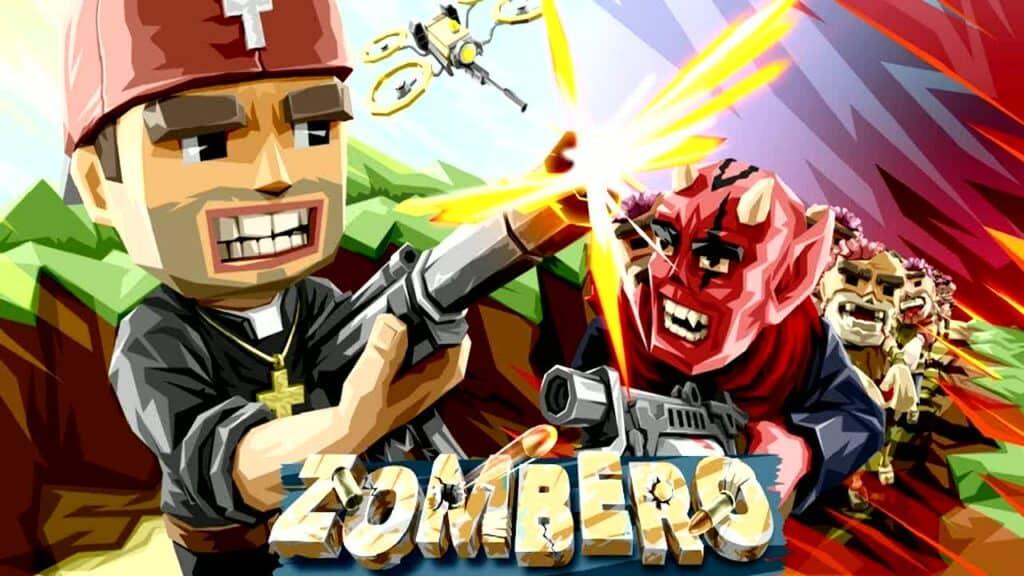 Games like Archero - Zombero
