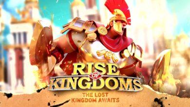 Games Like Rise of Kingdoms