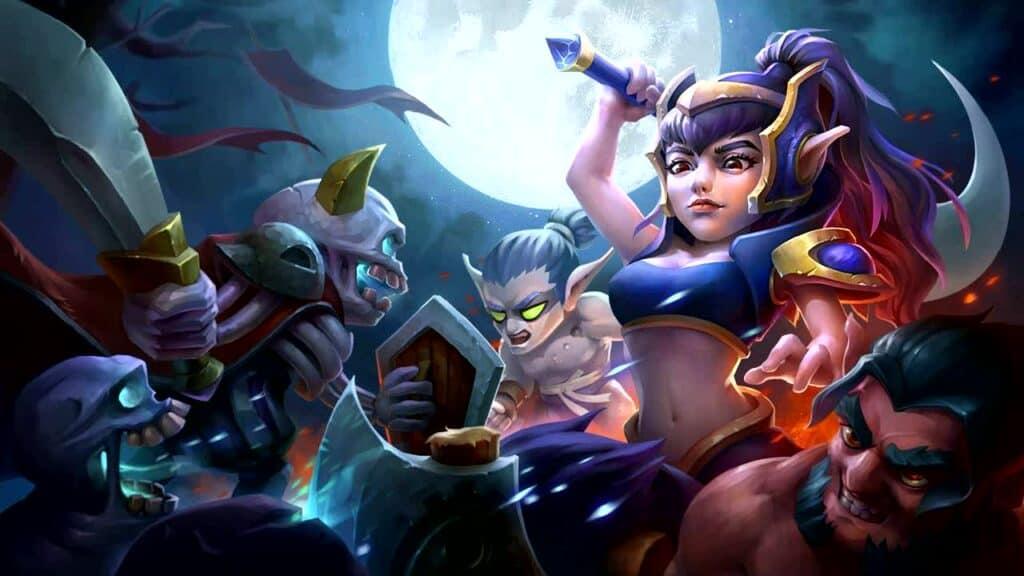Games like Idle Heroes - Heroes Legend