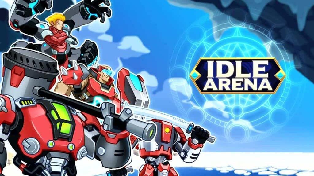 Games like Idle Heroes - Idle Arena